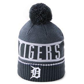 Men's Under Armour Detroit Tigers Team Pom Beanie