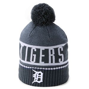 Men's Under Armour Detroit Tigers Team Pom Beanie