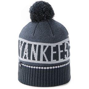 Men's Under Armour New York Yankees Team Pom Beanie