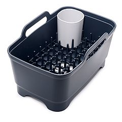 Joseph Joseph Wash & Drain Plus Dish Rack