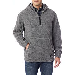 Men's Unionbay Turner Hooded Quarter-Zip Pullover
