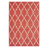 StyleHaven Belize Ornate Lattice Indoor Outdoor Rug