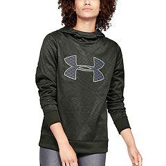 Women's Under Armour Big Logo Performance Fleece Hoodie