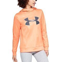 Women's Under Armour Big Logo Performance Fleece Hoodie