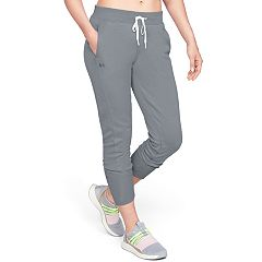 Women's Under Armour Fleece Mid-Rise Jogger Pants