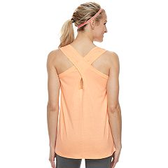Women's Tek Gear® Cross Back Tank