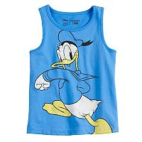 Disney's Donald Duck Toddler Boy Softest Tank Top by Jumping Beans®