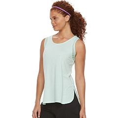 Women's Tek Gear® Side Slit Mesh Tank