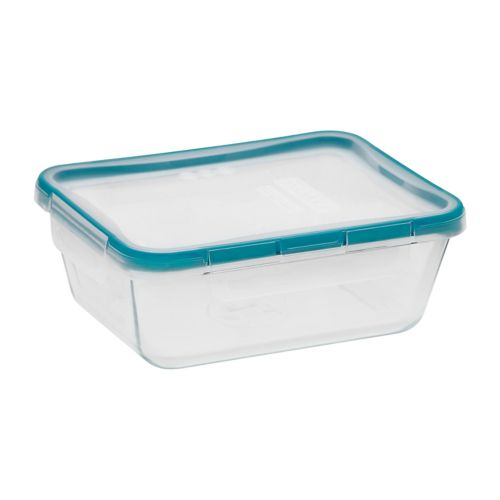 Snapware Total Solution 8 Cup Glass Food Storage Container