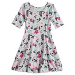 Girls 4-10 Jumping Beans® Princess Seam Dress
