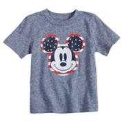 Disney's Mickey Mouse Toddler Boy Patriotic Mickey Graphic Tee by Jumping Beans®