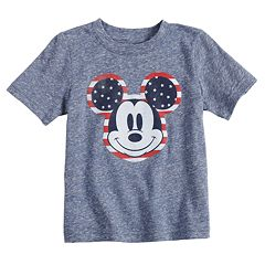 Disney's Mickey Mouse Baby Boy Patriotic Mickey Graphic Tee by Jumping Beans®