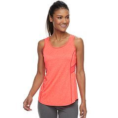 Women's Tek Gear® Mesh Back Base Layer Tank
