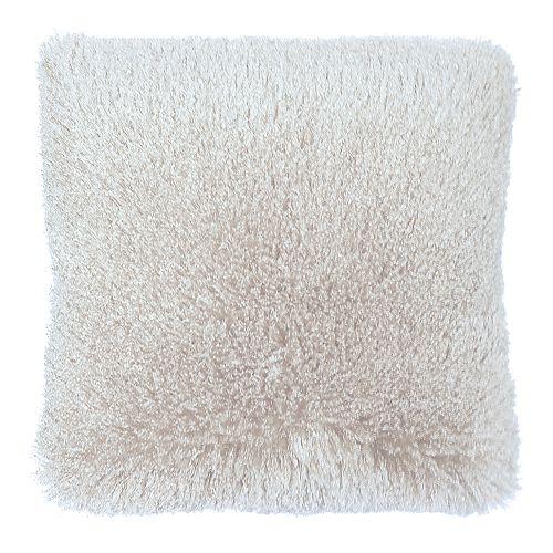 Popular Home Llama Shaggy Throw Pillow