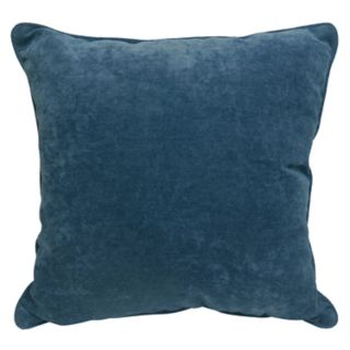 Popular Home Elizabeth Solid Throw Pillow