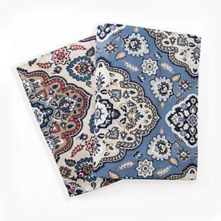 Grand Collection Ellie Cotton Print 300 Thread Count Sheet Set