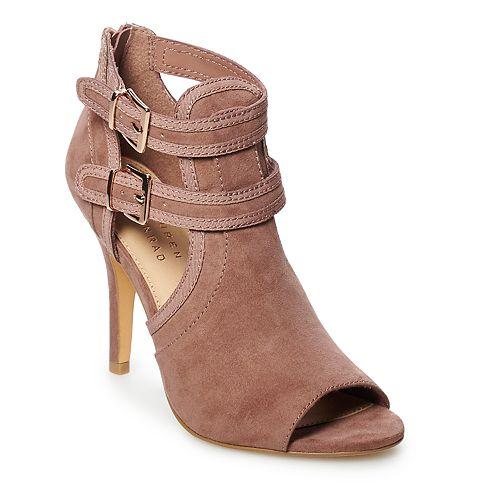 129989569e26 LC Lauren Conrad Sweetheart Women s High Heels