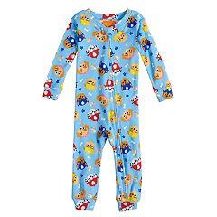 Baby Boy Paw Patrol Footless Pajamas