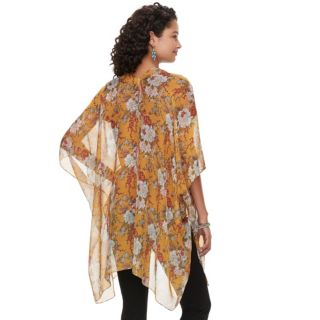 Women's Mudd® Floral Kimono