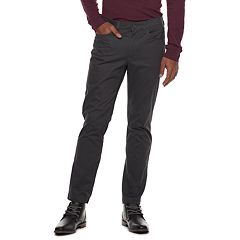Men's Apt. 9® Premier Flex Slim-Fit 5-Pocket Pants