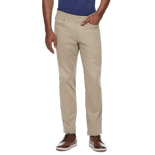 fb55827d557 Men s Apt. 9® Premier Flex Slim-Fit 5-Pocket Pants