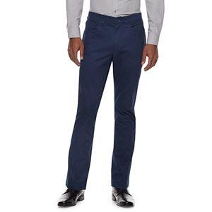 Men's Apt. 9® Premier Flex Slim-Fit 5-Pocket Pants