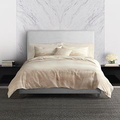 Simply Vera Vera Wang Watercolor Ombre 3-piece Duvet Cover Set