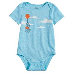 Disney's Winnie the Pooh Baby Boy Clouds Bodysuit by Jumping Beans®