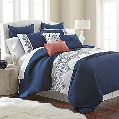 Pacific Coast Textiles Elisa 8 pc Comforter Set