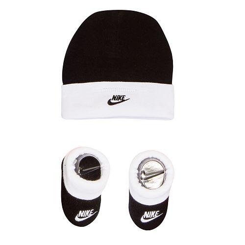 Baby Boy Nike Hat   Booties Set aaa4775c425