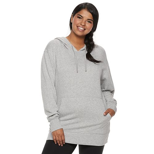 Juniors' Plus Size SO® Oversized Sweatshirt