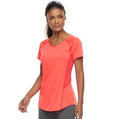 Women's Tek Gear® V-Neck Base Layer Tee