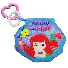 Disney Baby Ariel Soft Book