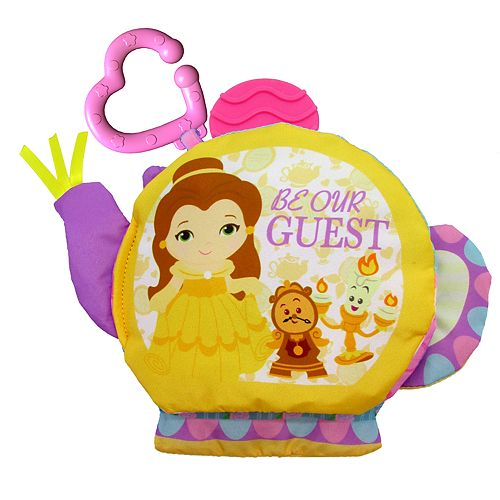 Disney Baby Belle Soft Book