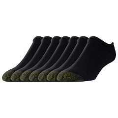 Men's GOLDTOE 6-pack + 2 Bonus Cushioned No-Show Socks