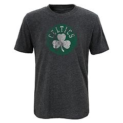 Boys 8-20 Boston Celtics Distressed Logo Tee