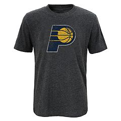 Boys 8-20 Indiana Pacers Distressed Logo Tee