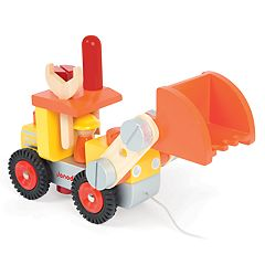 Janod Bricolo DIY Bulldozer