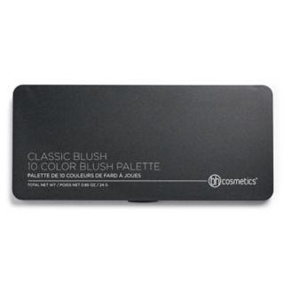 BH Cosmetics Classic Blush 10 Color Blush Palette