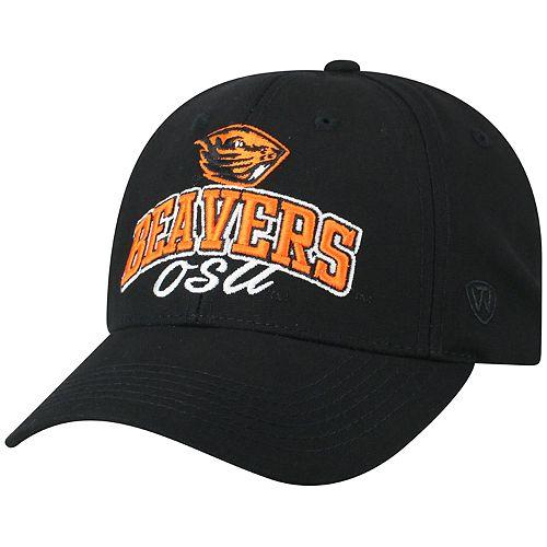 Adult Top of the World Oregon State Beavers Advisor Adjustable Cap