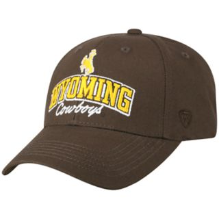 Adult Top of the World Wyoming Cowboys Advisor Adjustable Cap