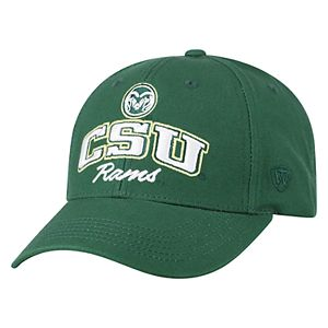 Adult Top of the World Colorado State Rams Advisor Adjustable Cap
