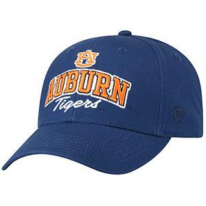 Adult Top of the World Auburn Tigers Advisor Adjustable Cap