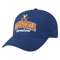 Adult Top of the World Virginia Cavaliers Advisor Adjustable Cap