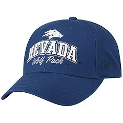 Adult Top of the World Nevada Wolf Pack Advisor Adjustable Cap