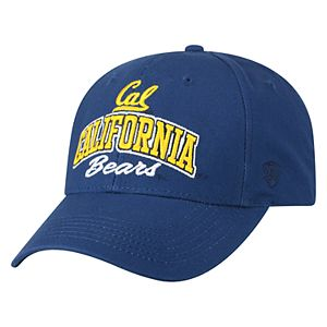 Adult Top of the World Cal Golden Bears Advisor Adjustable Cap