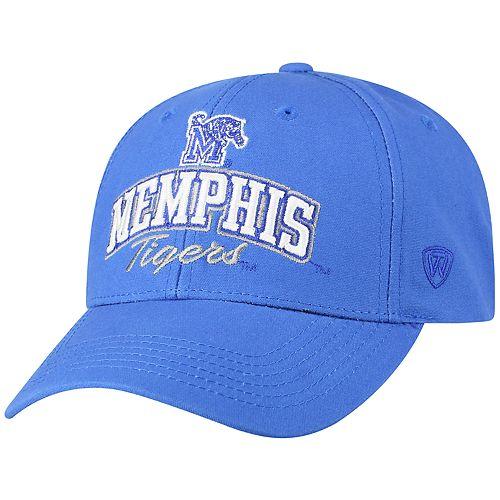Adult Top of the World Memphis Tigers Advisor Adjustable Cap