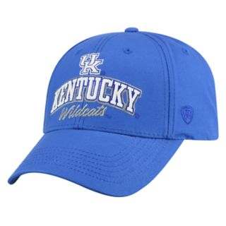 Adult Top of the World Kentucky Wildcats Advisor Adjustable Cap