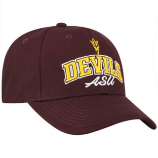 Adult Top of the World Arizona State Sun Devils Advisor Adjustable Cap