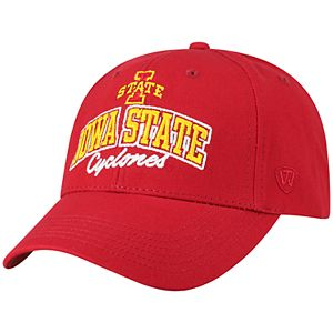 Adult Top of the World Iowa State Cyclones Advisor Adjustable Cap